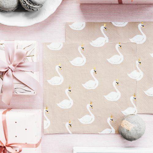 feestartikelen-servetten-lovely-swan-2