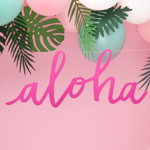 feestartikelen-slinger-aloha-fuchsia-7