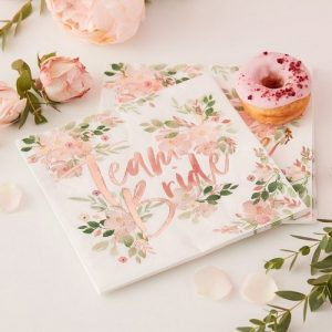 vrijgezellenfeest-decoratie-servetten-team-bride-floral-hen (2)