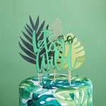 feestartikelen-cake-topper-lets-go-wild-tropic-like-its-hot
