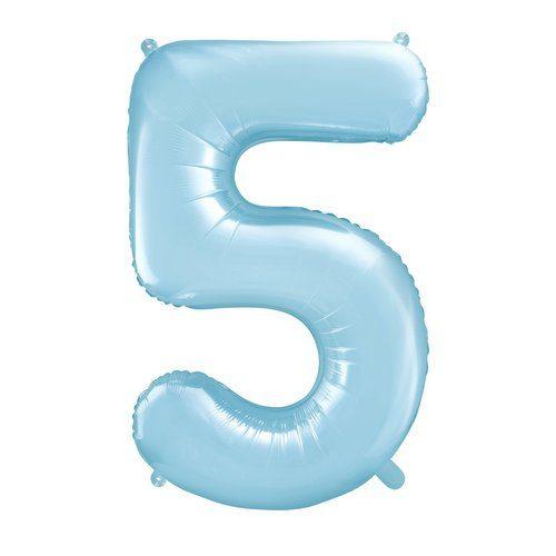 feestartikelen-mega-folieballon-blauw-cijfer-5