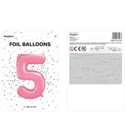 feestartikelen-mega-folieballon-roze-cijfer-5-2