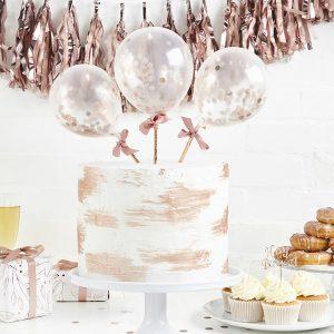 feestartikelen-mini-rosegouden-confetti-ballonnenkit-3