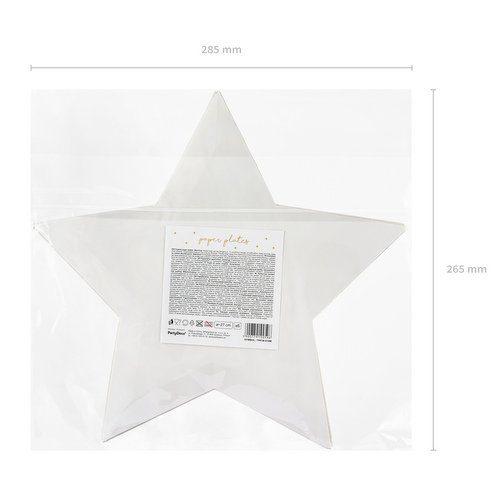 babyshower-versiering-papieren-bordjes-golden-star-little-star-006