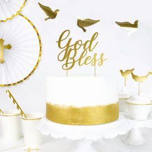 communie-versiering-cake-topper-god-bless-first-communion-4
