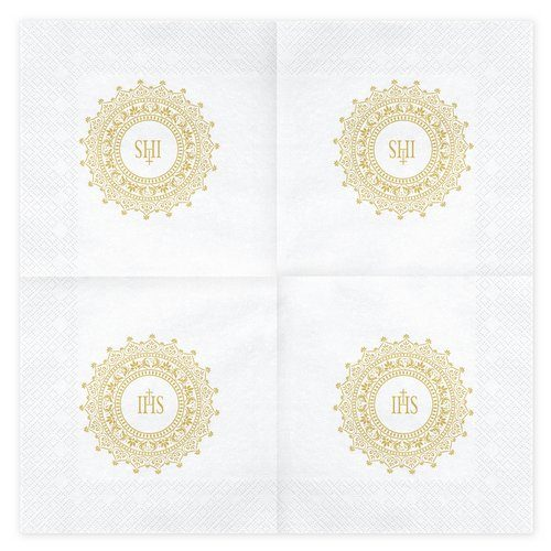 communie-versiering-servetten-ihs-first-communion-2
