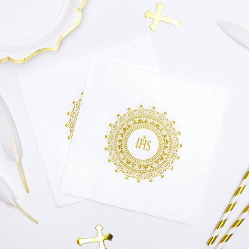 communie-versiering-servetten-ihs-first-communion-3