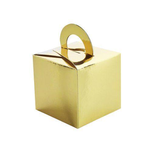 feestartikelen-ballongewicht-doosje-goud
