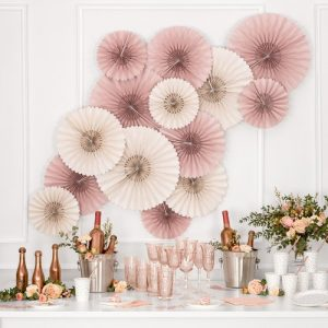 feestartikelen-paper-fans-dusty-rose-2
