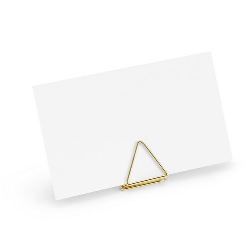 feestartikelen-plaatskaarthouders-triangle-goud-2