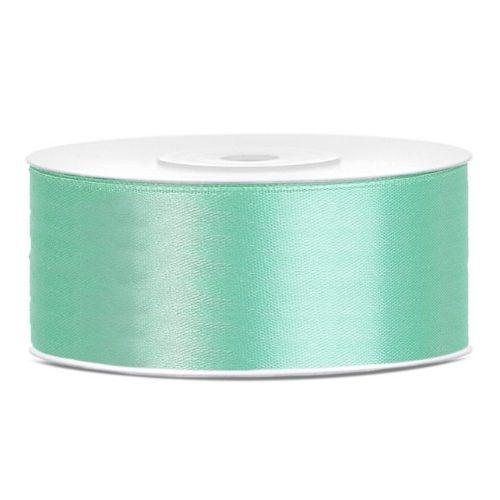 feestartikelen-satijnlint-25mm-mint