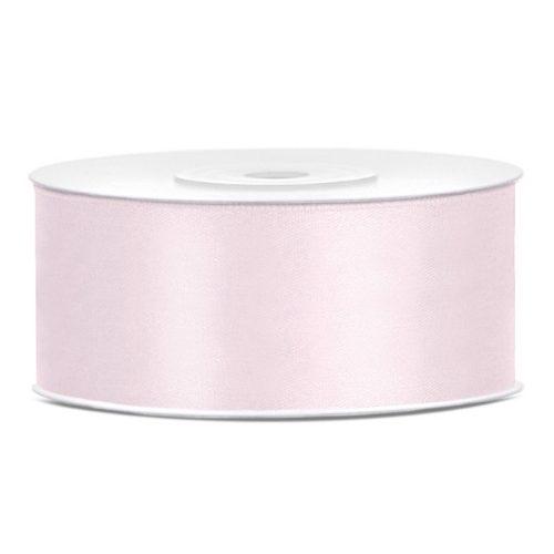 feestartikelen-satijnlint-25mm-poeder-roze