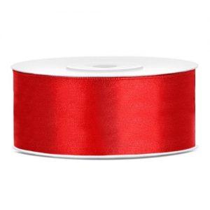 feestartikelen-satijnlint-25mm-rood