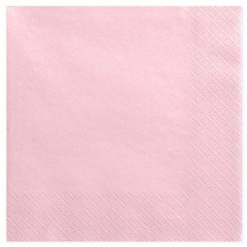 feestartikelen-servetten-light-pink-large