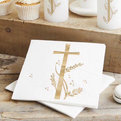 communie-versiering-servetten-first-communion