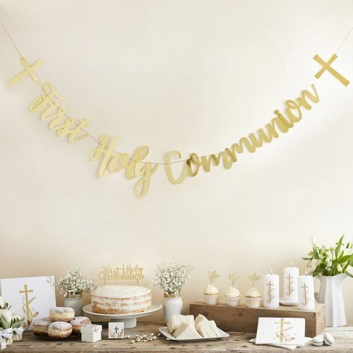 communie-versiering-slinger-first-holy-communion
