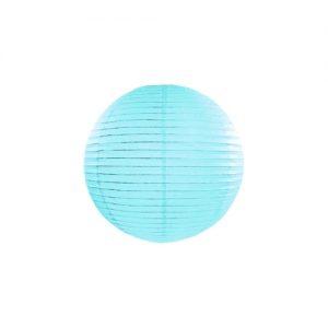 feestartikelen-lampion-lichtblauw-20cm