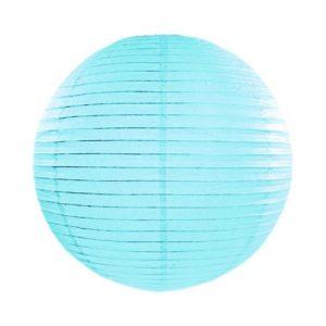 feestartikelen-lampion-lichtblauw-45cm