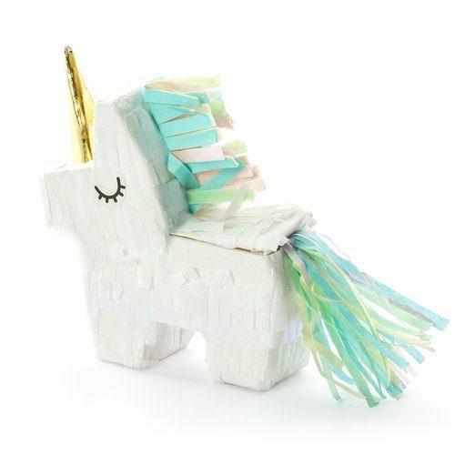 feestartikelen-mini-piñata-unicorn-golden-horn