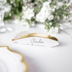 feestartikelen-plaatskaartjes-golden-feather-2