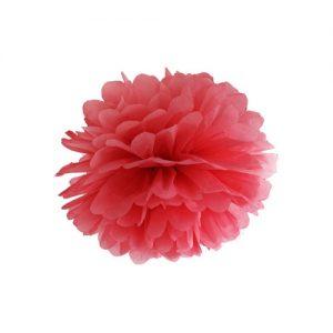 feestartikelen-pompom-rood