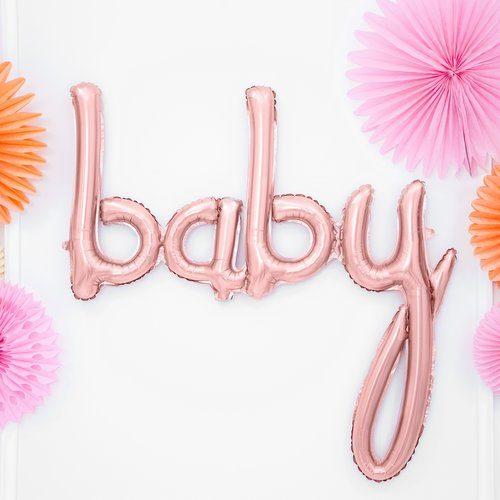 feestartikelen-folieballon-baby-rosegoud-2