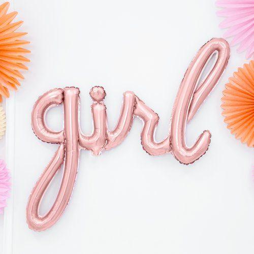 feestartikelen-folieballon-girl-rosegoud-5