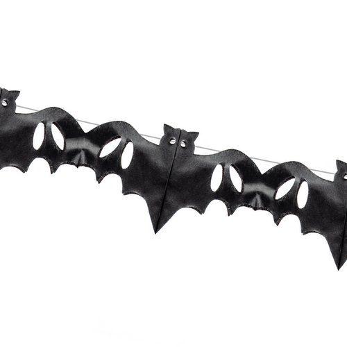 feestartikelen-slinger-black-bats-2