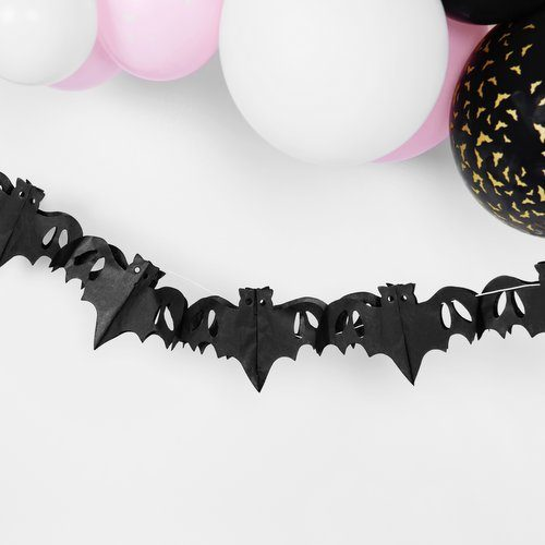 feestartikelen-slinger-black-bats-3