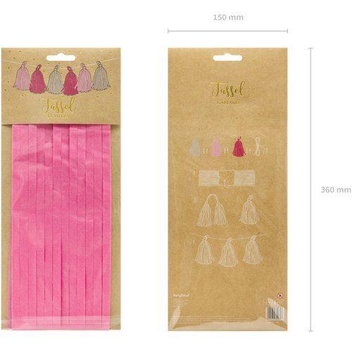 feestartikelen-tasselslinger-cream-pink-dark-pink