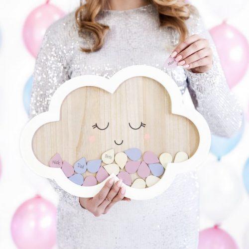 babyshower-versiering-houten-frame-gastenboek-cloud-7