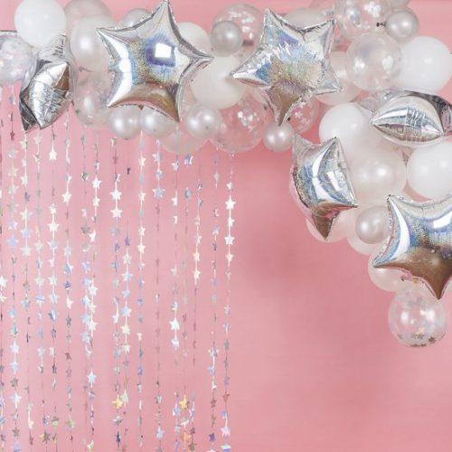 feestartikelen-ballonnenboog-silver-pearl-white-2