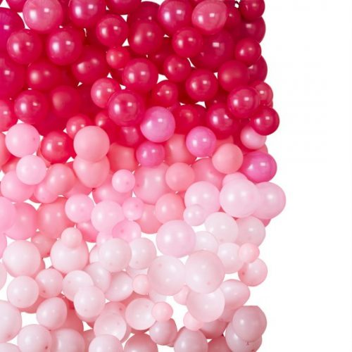 feestartikelen-ballonnenmuur-ombre-pink-stargazer-2