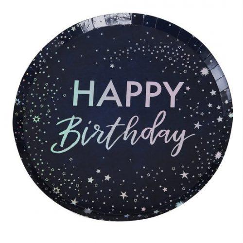 feestartikelen-papieren-bordjes-happy-birthday-stargazer-3