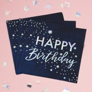 feestartikelen-servetten-happy-birthday-stargazer