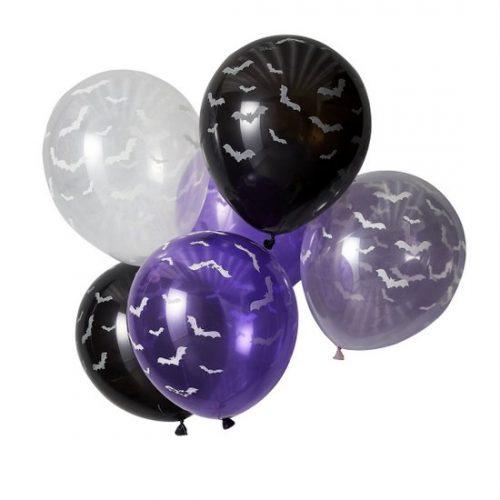 halloween-decoratie-ballonnen-glow-in-the-dark-lets-get-batty
