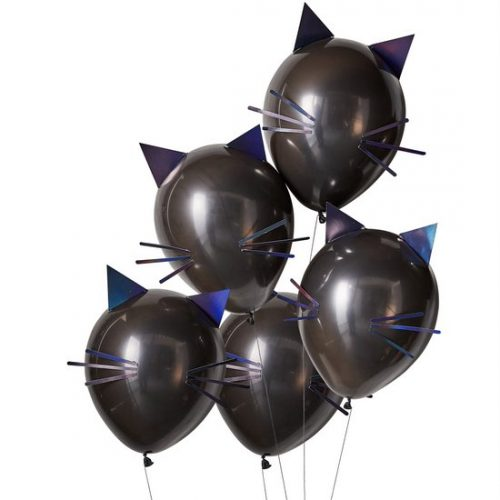 halloween-decoratie-ballonnen-halloween-cats-lets-get-batty