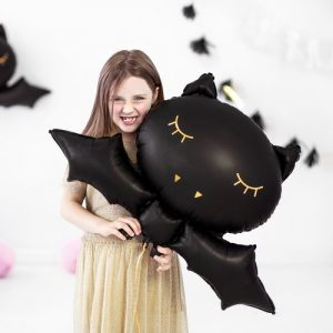 halloween-decoratie-folieballon-black-bats-2