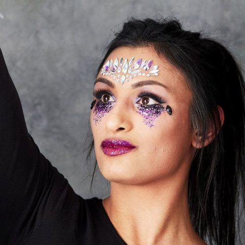 halloween-decoratie-halloween-glitter-make-up-lets-get-batty-3