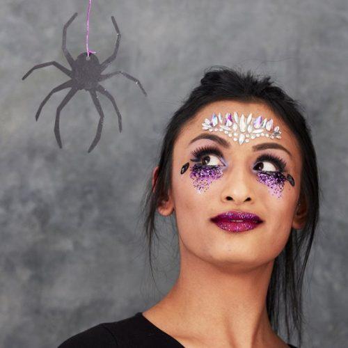 halloween-decoratie-halloween-glitter-make-up-lets-get-batty-4