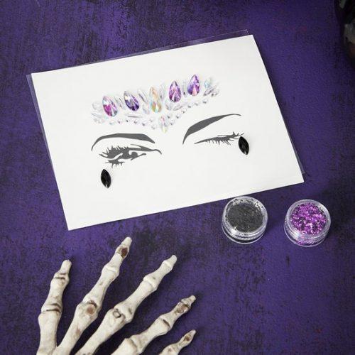halloween-decoratie-halloween-glitter-make-up-lets-get-batty-6
