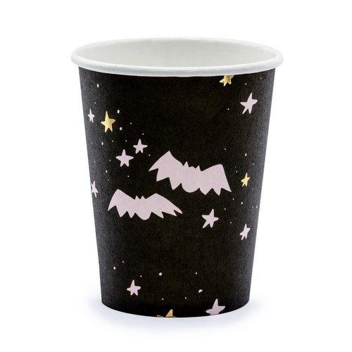 halloween-decoratie-papieren-bekertjes-boo-black-bats-3