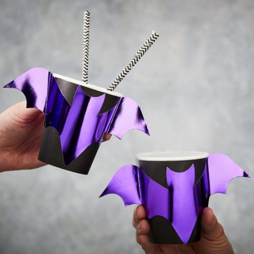 halloween-decoratie-papieren-bekertjes-lets-get-batty