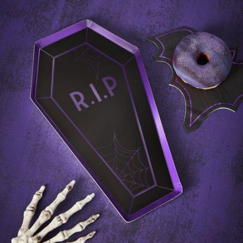 halloween-decoratie-papieren-bordjes-lets-get-batty-2
