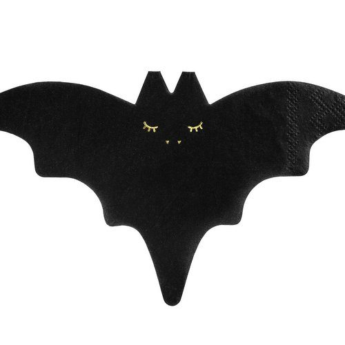 halloween-decoratie-servetten-black-bats
