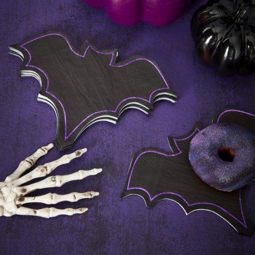 halloween-decoratie-servetten-black-bats-lets-get-batty-2