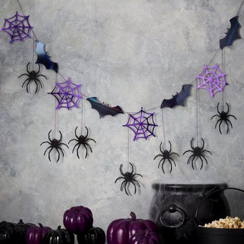 halloween-decoratie-slinger-spiders-bats-lets-get-batty-2