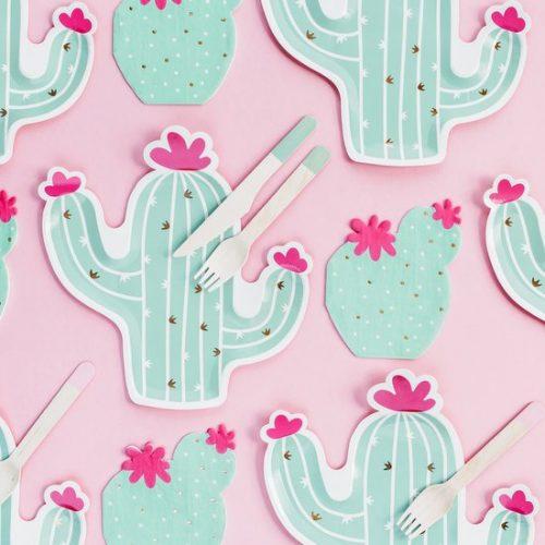 kinderfeestartikelen-papieren-bordjes-cactus-lalala-llama-5