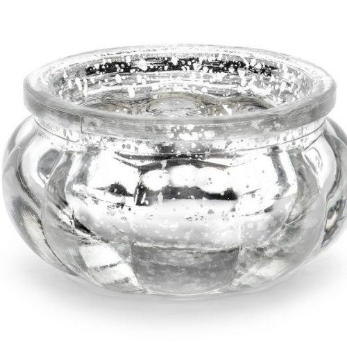 feestartikelen-waxinelichthouders-round-silver