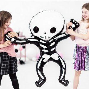 halloween-decoratie-folieballon-skeleton-black-bats-6